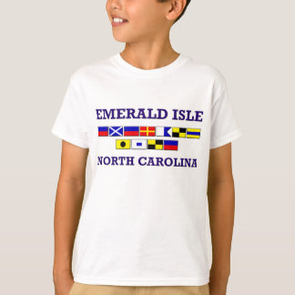 Emerald Isle Kids Shirt