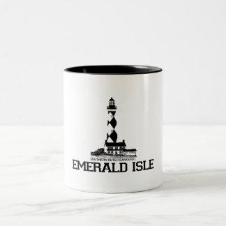 Emerald Isle. Coffee Mugs