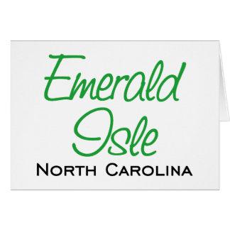 Emerald Isle, NC Card
