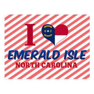 Emerald Isle, North Carolina Postcard