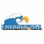 Emerald Isle. Photo Cut Out