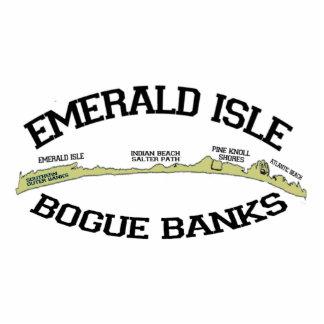 Emerald Isle. Cut Out