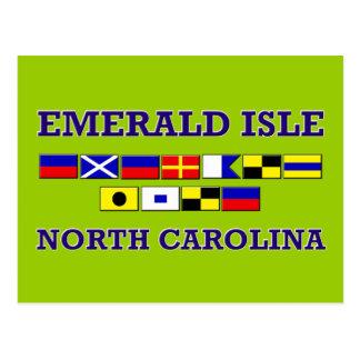 Emerald Isle Postcard