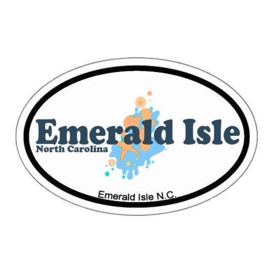 Emerald Isle. Statuette