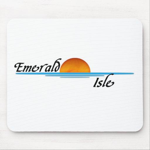 Emerald Isle Tapete De Ratones