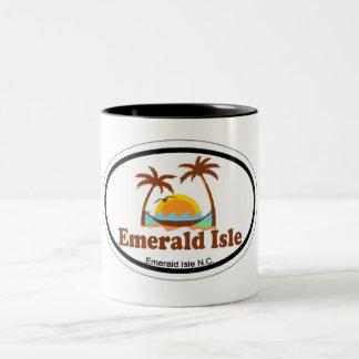 Emerald Isle. Taza De Café