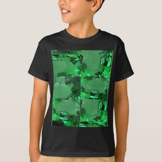 Emerald Isles of Ireland by Sharles T-Shirt