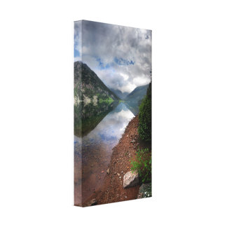 Emerald Lake 1 - Weminuche Wilderness - Colorado Canvas Print