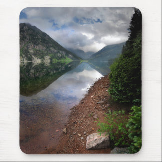 Emerald Lake 1 - Weminuche Wilderness - Colorado Mouse Pad