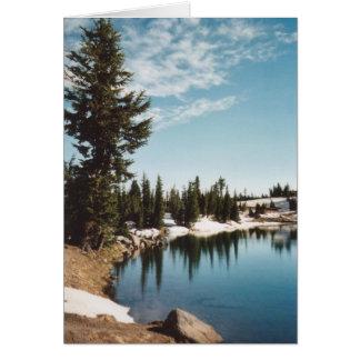 Emerald Lake Greeting Cards