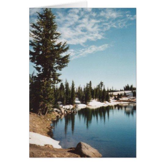 Emerald Lake Card