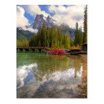 Emerald Lake Postcard