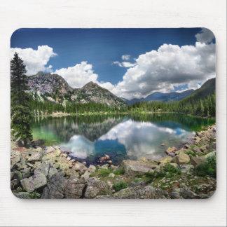 Emerald Lake - Weminuche Wilderness - Colorado 5 Mouse Pad