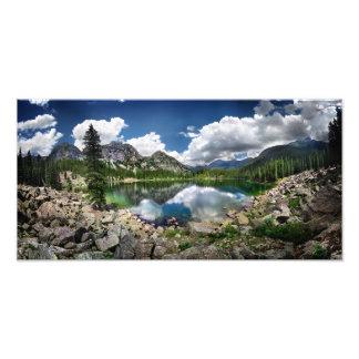 Emerald Lake - Weminuche Wilderness - Colorado 5 Photo Print