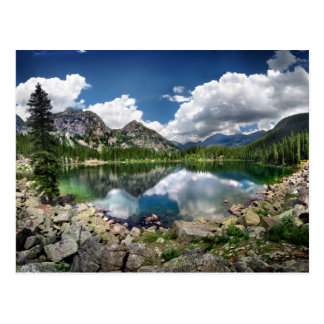 Emerald Lake - Weminuche Wilderness - Colorado 5 Postcard