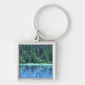 Emerald Lake, Yoho NP, BC, Canada Keychain
