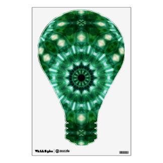 Emerald Light Wall Decal
