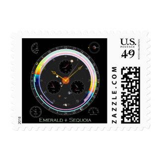 Emerald Observatory Stamp