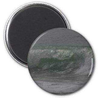 Emerald Oregon Surf Magnet
