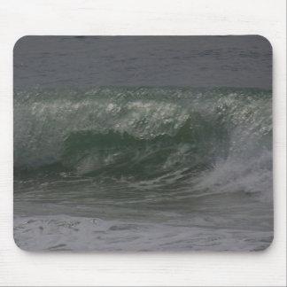 Emerald Oregon Surf Mouse Pad