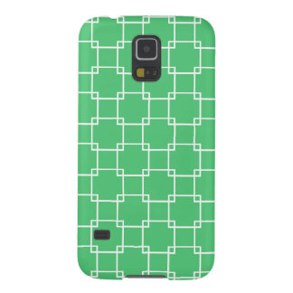 Emerald Pattern Galaxy S5 Cover