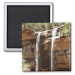 Emerald Pool Falls IV from Zion National Park Utah Magnet