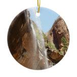 Emerald Pool Falls Ornament