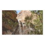 Emerald Pool Falls Sticker