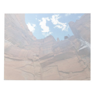 Emerald pools Weeping Rock Zion National Park Notepad