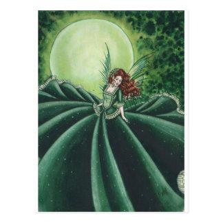 Emerald Postcard