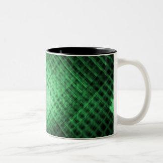 Emerald Prism Mug