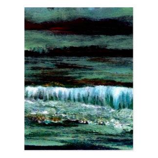 Emerald Sea - CricketDiane Ocean Art Products Postcard