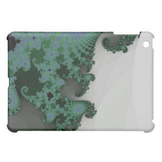 Emerald Seahorse iPad Mini Cover