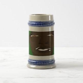 Emerald Shawl 2(Sketchbook Pro) Beer Stein