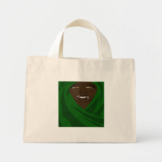 Emerald Shawl 2(Sketchbook Pro) Mini Tote Bag