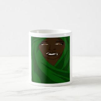 Emerald Shawl 2 Sketchbook Pro Mugs
