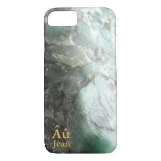 Emerald Stone Autism Phone Cas iPhone 7 Case