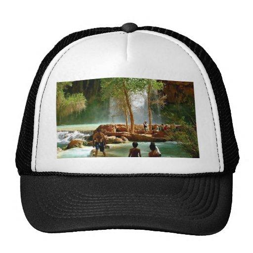 Emerald Terrace Hat