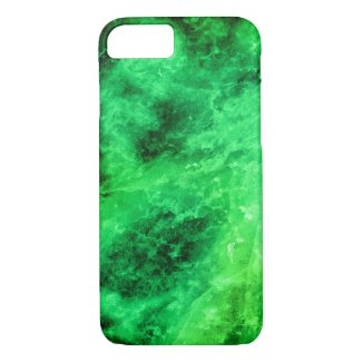 Emerald Texture iPhone 7 Case