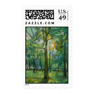 Emerald Twilight Stamp