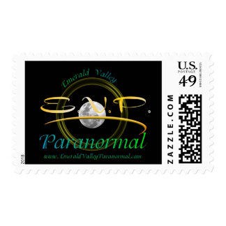 Emerald Valley Paranormal Postage Stamps