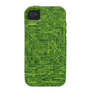 Emerald Vibe iPhone 4 Case
