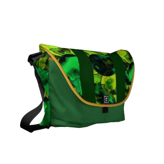 Emerald Waters Messenger Bag