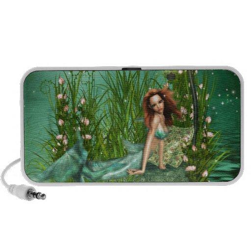 Emerald Waters Mini Speaker