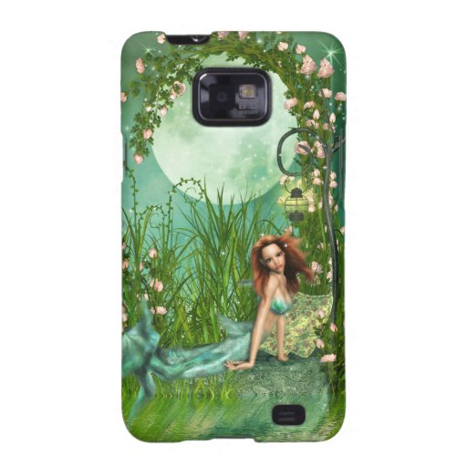 Emerald Waters Samsung Galaxy S2 Cases