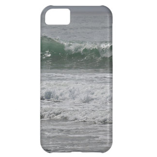 Emerald Waves iPhone 5C Covers