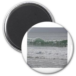 Emerald Waves Magnet