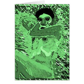 EmeraldGreen PRIYAPIA and TATIANA Card