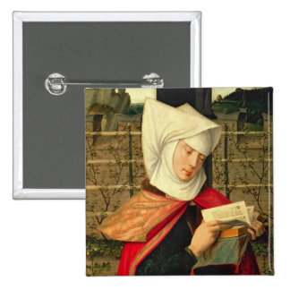 Emerency, the mother of St. Anne, panel from the e Button