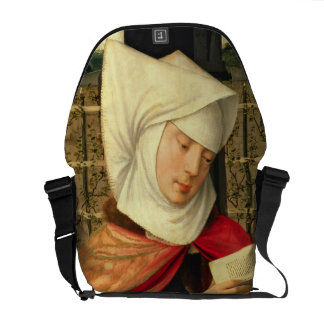 Emerency, the mother of St. Anne, panel from the e Messenger Bag